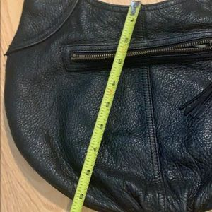 GAP Bags - Leather Hobo from the GAP